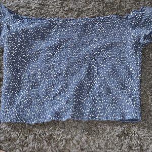 Ambercrombie &Fitch Crop Top